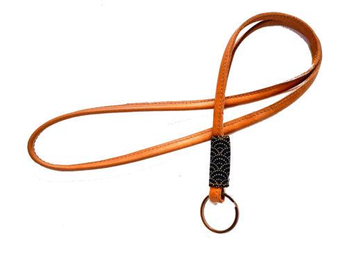 schlüsselband lang lehrerin leder keychain Heather long teacher 2