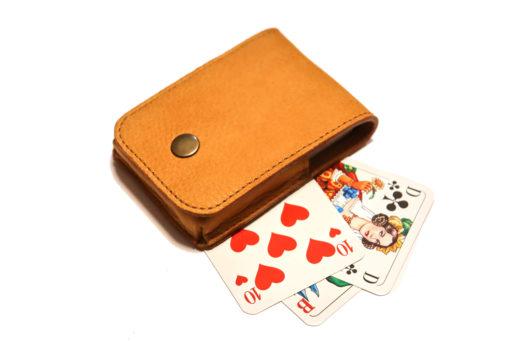 Skatkarten Etui hell